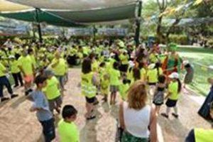 אירוע ל ילדים חולי סרטן בספארי.צילום באדיבות שרון ברנד