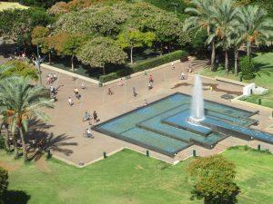 פארק מרום נווה ברמת גן