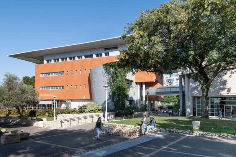 הפקולטה למשפטים באוניברסיטת בר אילן