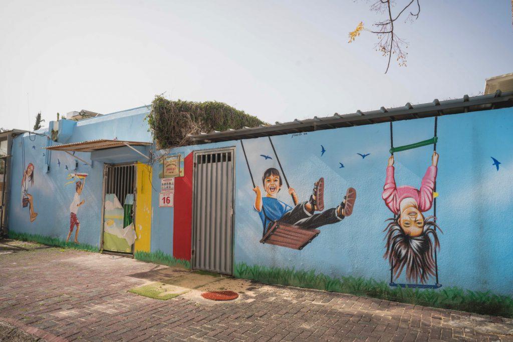 שדרוג המבנים ותשתיות החינוך בעיר רמת גן