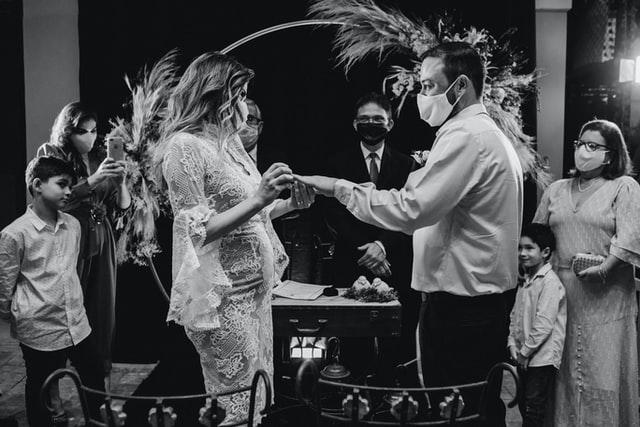 חתונה בתקופת הקורונה