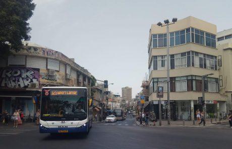 """הממשלה תתקצב 7 מיליון ש""""ח עבור אוטובוסים חשמליים לא מזהמים ברמת גן"""