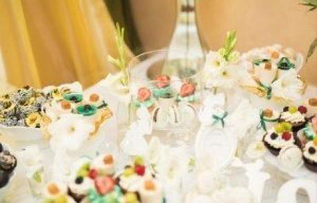 חשיבות בר קינוחים לחתונה