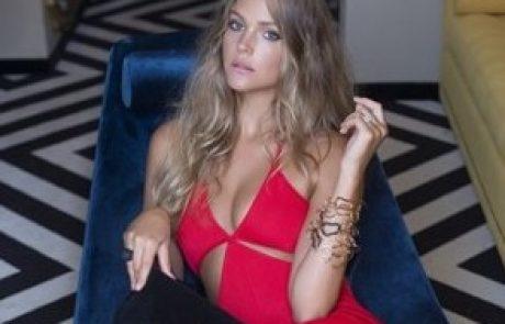 אסתי גינזבורג נבחרה כפרזנטורית  של רשת האופנה GOLBARY