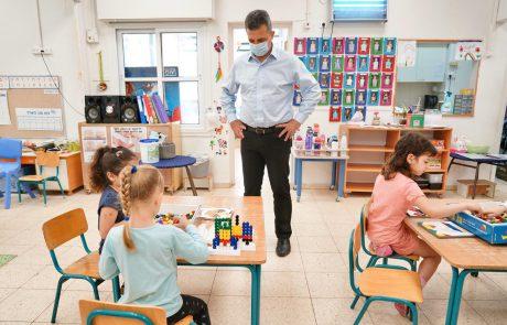 גני הילדים ברמת-גן לא ילמדו ביום שישי