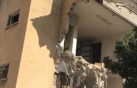 """נס פח השמן של התמ""""א בר""""ג: בניין נוסף נהרס ברחוב חד־נס לטובת הקמת בניין חדש"""