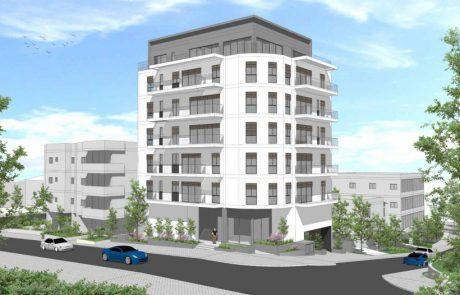 פרויקט התחדשות עירונית חדש בגבעתיים: בניין חדש ייבנה ברחוב אילת 16