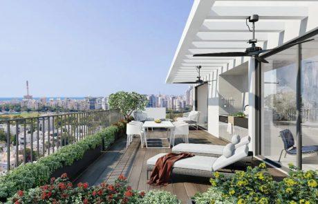 פרויקט דירות יוקרה תל אביב של פרימיום TLV ברחוב בובליק