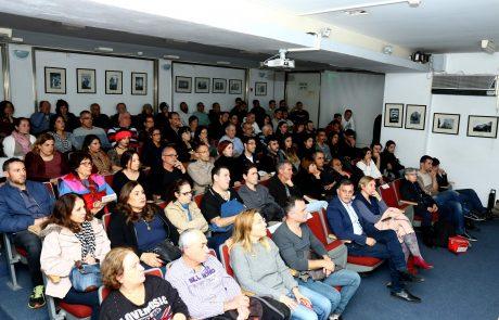 קולנוע ישראלי פתוח לקהל הרחב במרכז רמת גן