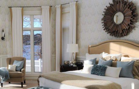 תובל וילונות – איך בוחרים וילונות לחדר שינה?