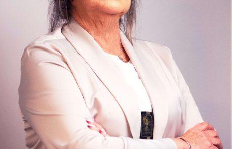 """בדרך לתפקיד יו""""ר ארגון יד לבנים – האם השכולה ורדה פומרנץ מתמודדת לוועד סניף יד לבנים ברמת גן"""