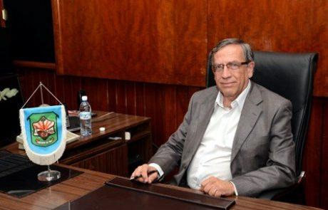 ראש שקט: נסגר תיק החקירה נגד ראש העיר זינגר