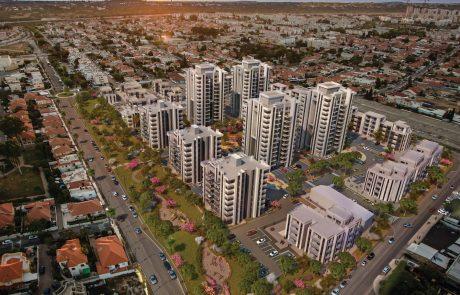 בדיקת מומחים: רמת גן בחמשת הערים המובילות בישראל בפינוי בינוי