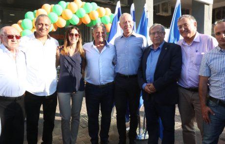 שלושה חודשים לפני בחירות: הושקה המינהלת להתחדשות עירונית ברמת-גן