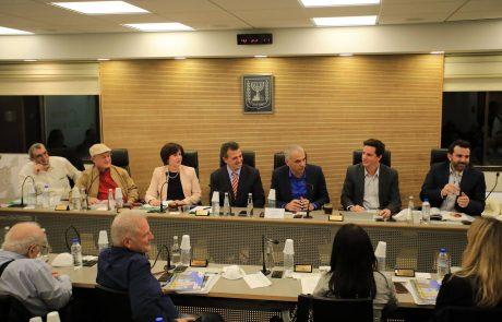 לראשונה: שלושה משקיפים מהציבור בכל ישיבות מועצת העיר רמת-גן