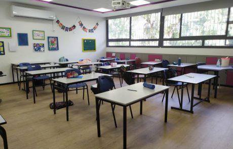כרמל שאמה: אחרי שהמליץ לא לשלוח את הילדים – מחר ייסגרו בתי הספר בעיר באופן יזום