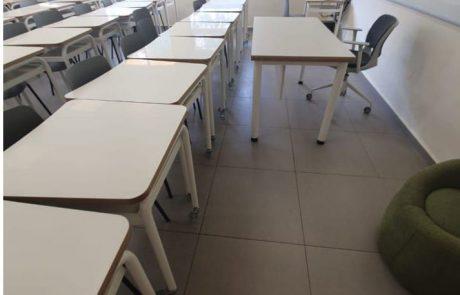 סרדינים ברמת גן: הורי שכבת כיתות ח' בבית הספר ויצמן הודיעו על השבתת הלימודים