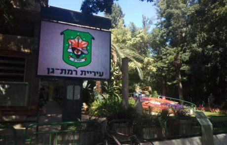 בקשת חופש המידע: רמת גן במקום השני בארץ