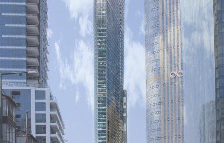 אושר בוועדה: מגדל בס יתנשא לגובה 55 קומות ויהיה השני בגובהו ברמת גן