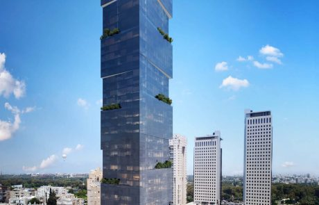 בקרוב: מגדל נוסף בן 40 קומות ייבנה ברמת גן