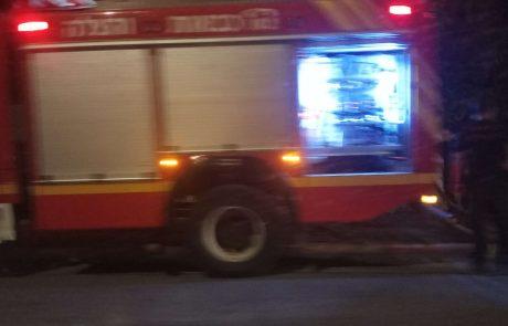 חשד: הרקע לשריפה אמש בבניין ברמת גן – רומנטי