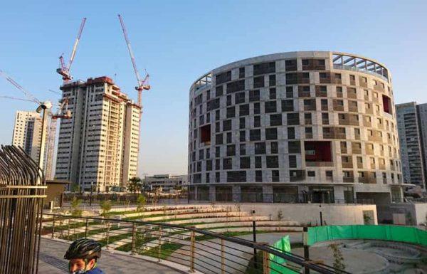 מבט מבפנים: הושקו מגדלי המגורים החדשים לסטודנטים באוניברסיטת בר-אילן