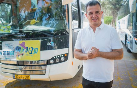 בית המשפט הכריע: הסבבוס של רמת גן ימשיך לפעול בשבת