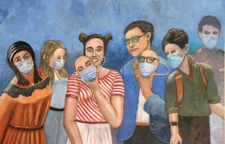תערוכה חדשה ברמת גן: להתמודד עם הכאב – ביצירה מחדש