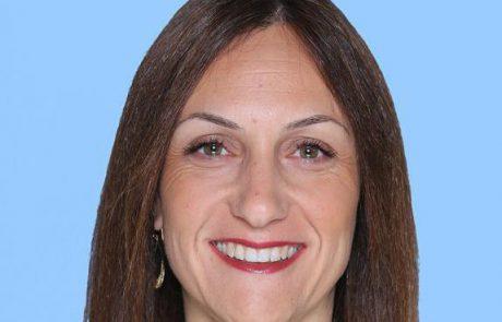 מנהלת חדשה לתיכון קלעי:  ענת ג'קסון