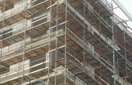מחר צפויה שביתה כללית במשק בעקבות ריבוי התאונות בענף הבנייה