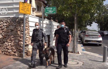 """מבצע """"משלבים ידיים"""" משטרת ישראל למען איכות חייהם של תושבי רמת גן"""