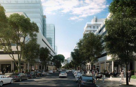אושרה תכנית לבניית כ- 3,800 יחידות דיור ברמת גן
