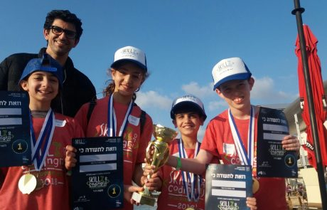 הישגים מרשימים לתלמידי רמת-גן באליפות הסייבר הלאומית