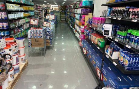 """מאות מטרים של מותגים: חנות ראשונה למותג Big Brands ברח' תובל ר""""ג"""