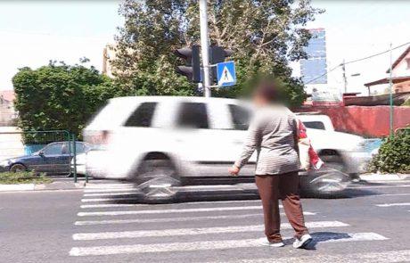 רמת גן היא העיר השישית במסוכנות להולכי הרגל