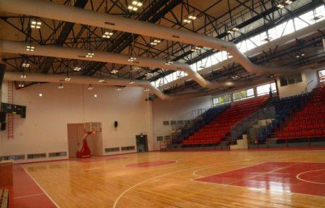 הסתיים שיפוץ וחידוש אולם הספורט תלם