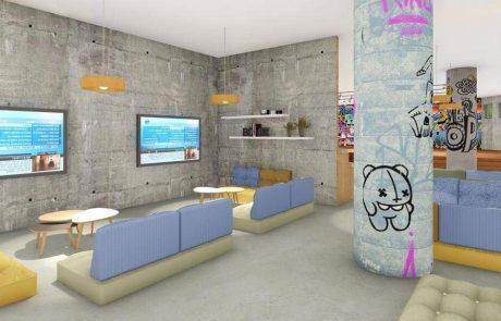 שאמה מבטיח: העירייה תבנה מרכז נוער חדש במרום נווה