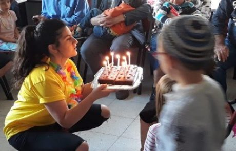 עסקים במרכז למען הילדים: מיזם חברתי מסייע לילדים לחגוג יום הולדת