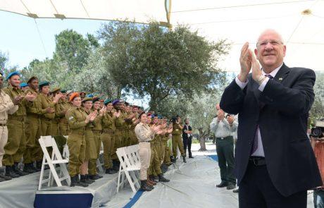 לתפארת העיר רמת-גן: אות מצטיין הנשיא יוענק לחמישה חיילים מרמת-גן
