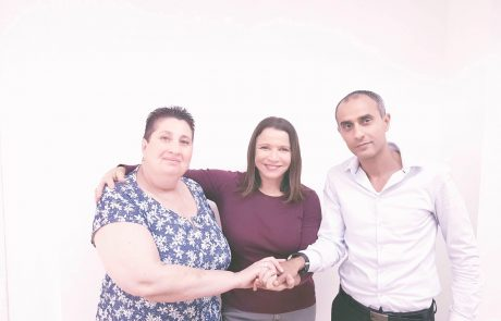 """סגן ראש עיריית רמת גן, הצטרף למטה הבחירות של ח""""כ שלי יחימוביץ"""