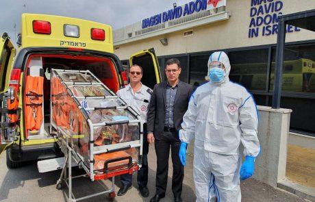 החולה ה-11 בקורונה – מרמת גן! איפה היא הסתובבה? פרטים בכתבה