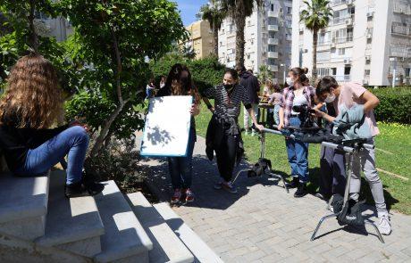 תלמידי תלמה ילין מרגשים את המדינה בקליפ חדש ליום השואה