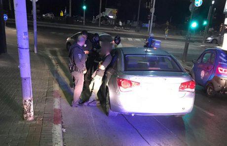 שני בני ה-15 פרצו לדירת הקשיש, גנבו את מפתחות רכבו ויצאו לסיבוב בעיר