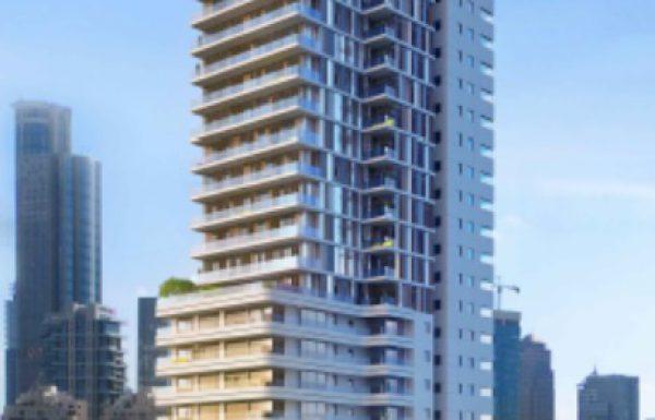 הועדה אישרה: מגדלים של 18 ו-24 קומות במקום 2-3 קומות