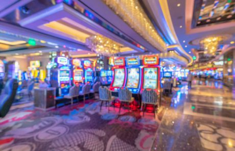 מכונות מזל: הבית (כמעט) תמיד מנצח