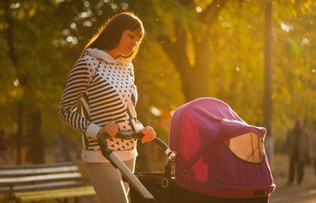 אורח החיים בעת חופשת הלידה