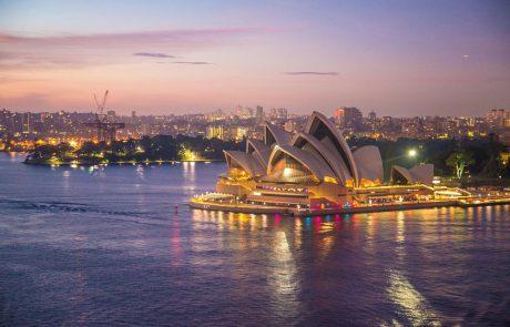 כמה זמן מומלץ לטייל באוסטרליה?