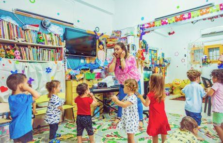 """שלושה שבועות לפתיחת שנה""""ל: שיחה אישית על חינוך פעוטות עם גלי, מגן ילדים חלילית ברמת-גן"""