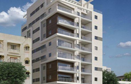 """עבודות הבניה של פרויקט תמ""""א ברחוב המעגל בעיצומן- נמכרו 25% מהדירות"""
